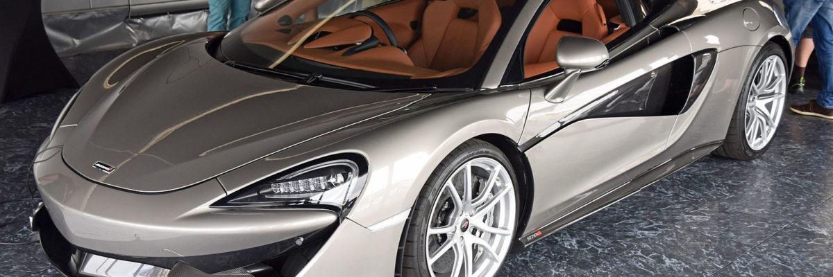 マクラーレンのラインナップの中では手に入れやすい価格帯?スポーツシリーズ第1弾モデル「マクラーレン 570S」
