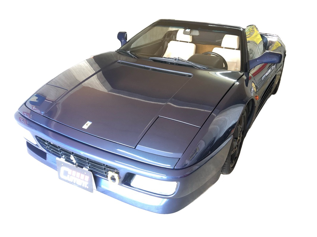 フェラーリ 348スパイダーの買取実績写真