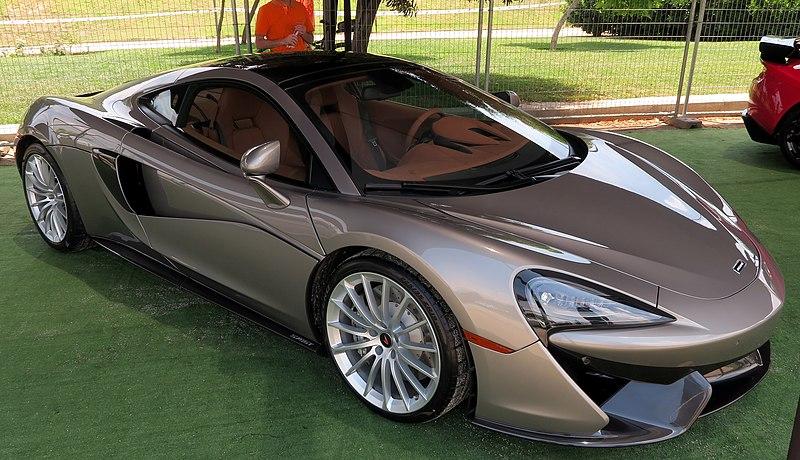 マクラーレン 570GT