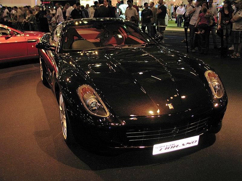 フェラーリ 599GTBフィオラノ
