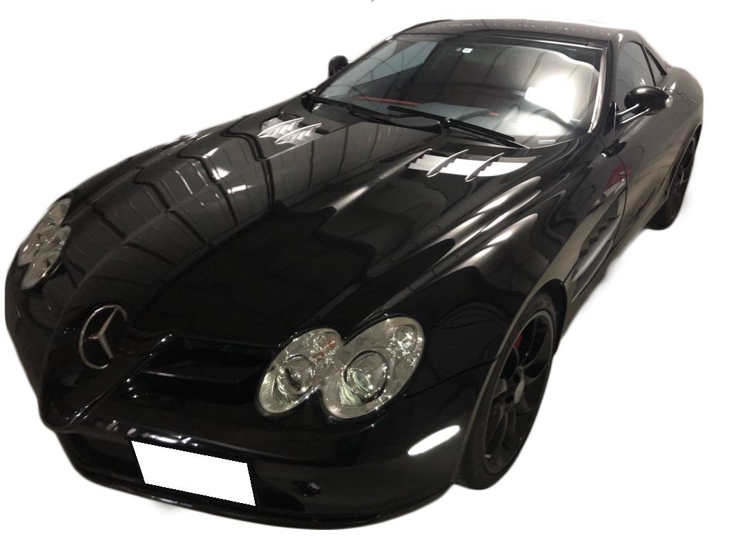 ベンツ SLRマクラーレンの買取実績写真