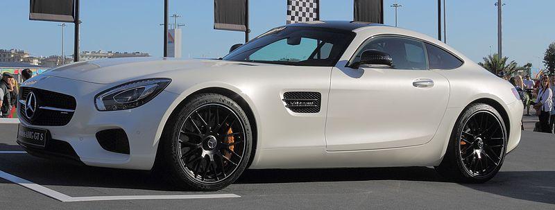 ベンツ AMG GT