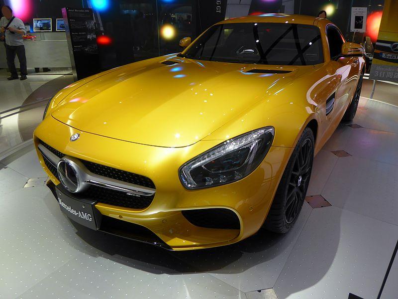 ベンツ AMG GT S