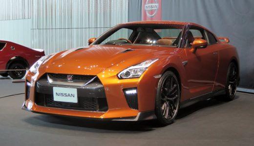 日本が誇る世界をスーパーカー「日産GT-R」進化し続ける秘密に迫る
