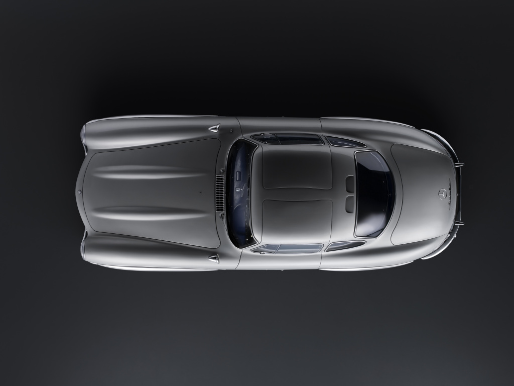 300SLのクラシックカー