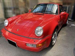 ポルシェ 911 964 3.6ターボの買取実績写真