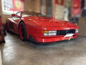 フェラーリ テスタロッサの買取実績写真